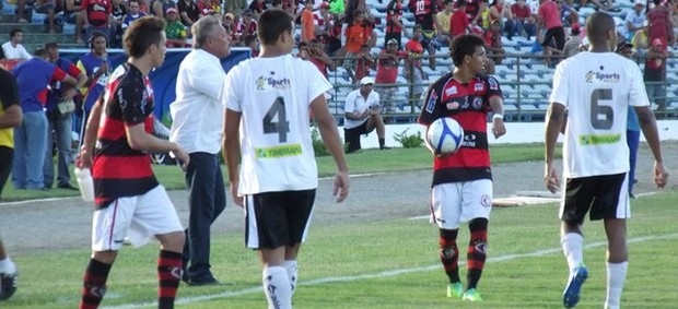 Campinense x Botafogo-PB (Foto: Silas Batista)
