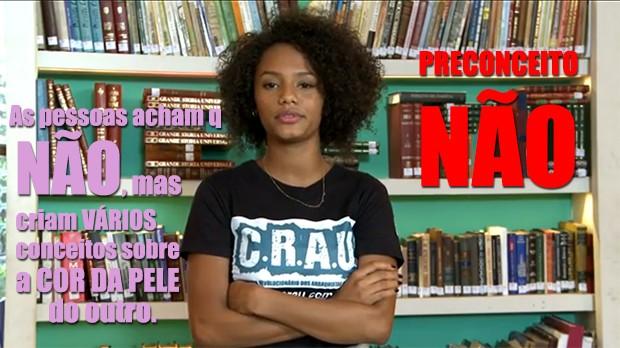 Preconceito Não: Rita (Foto: Malhação / TV Globo)