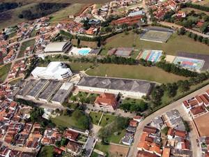Desenvolvimento de instituto ajudou no crescimento da cidade (Foto: Arquivo Inatel)