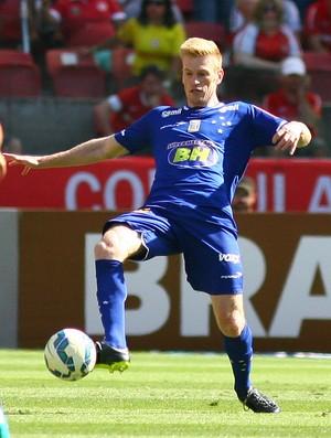 Cruzeiro; Douglas Grolli (Foto: Lucas Uebel/Light Press)