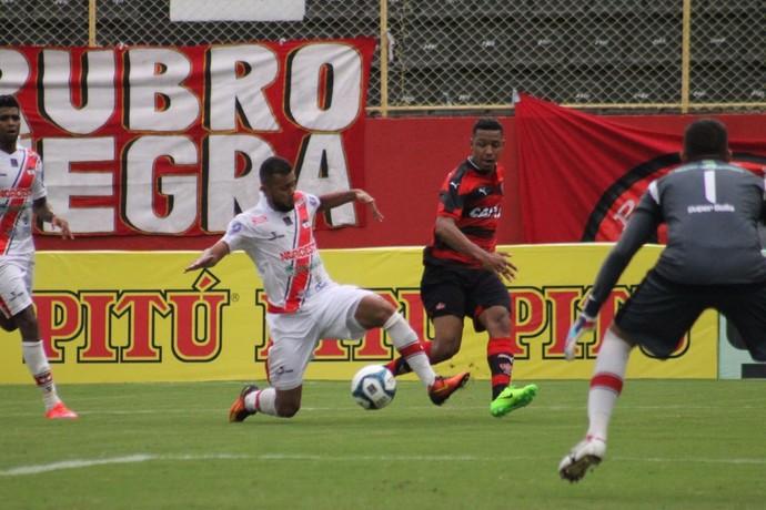 Vitória x River-PI - Copa do Nordeste 2017 (Foto: Maurícia da Mata/EC Vitória)