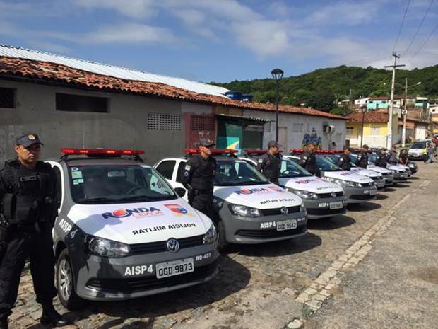 Programa Ronda Cidadã foi lançado oficialmente nesta quarta (22) (Foto: Divulgação/Assessoria Governo do RN)