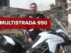 Ducati Multistrada 950: primeiras impressões