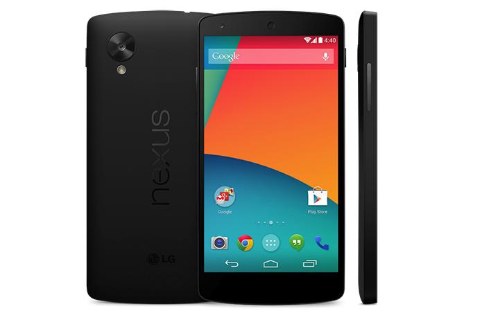 Nexus 5, de novo da LG, lançado em 2013 com Android 4.4 Kitkat (Foto: Divulgação) (Foto: Nexus 5, de novo da LG, lançado em 2013 com Android 4.4 Kitkat (Foto: Divulgação))
