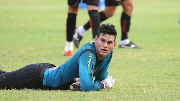 Saulo - Sport (Foto: Aldo Carneiro/Pernambuco Press)