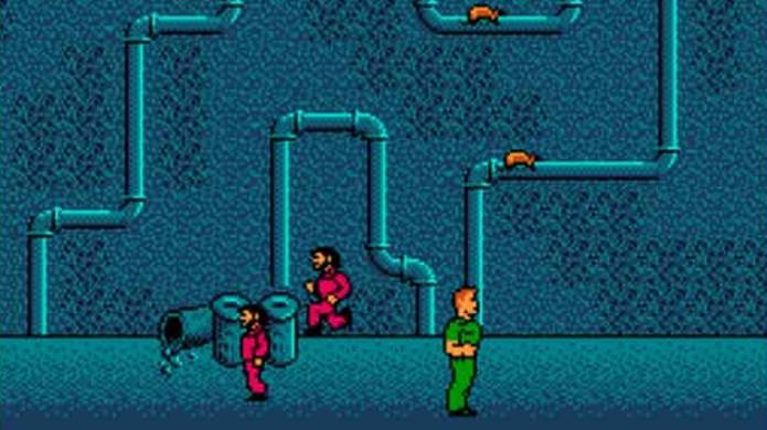 Total Recall é um exemplo do que não fazer em matéria de jogos baseados em filmes (Foto: Reprodução/SwankWorld)