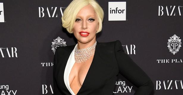 Lady Gaga, que está com 28 anos, já falou abertamente sobre sua luta contra a bulimia no início da carreira de cantora. (Foto: Getty Images)