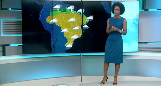o tempo no sábado  (2) (Reprodução/Globo)