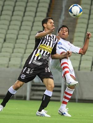 Magno Alves marcou um dos gols do Vovô (Foto: Divulgação/Cearasc.com)
