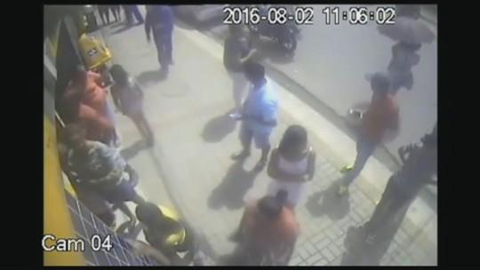 Vídeo mostra ação de criminosos em assalto aos Correios de Sirinhaém