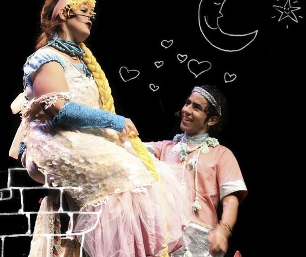 A princesa errante e o príncipe errante 2 (Foto: Divulgação)