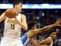 Nuggets amassam Warriors e igualam recorde de cestas de três dos Rockets