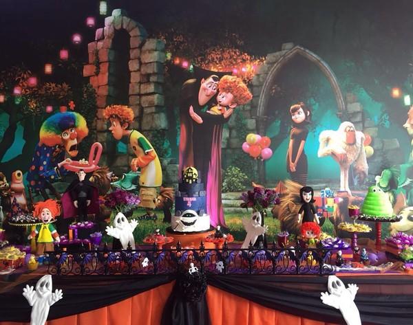 Festa de Eva, filha de Angélica e Huck, teve tema de 'terror'; veja fotos