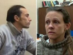 Leandro Boldrini Graciele Uguline caso Bernardo Boldrini (Foto: Reprodução/RBS TV)