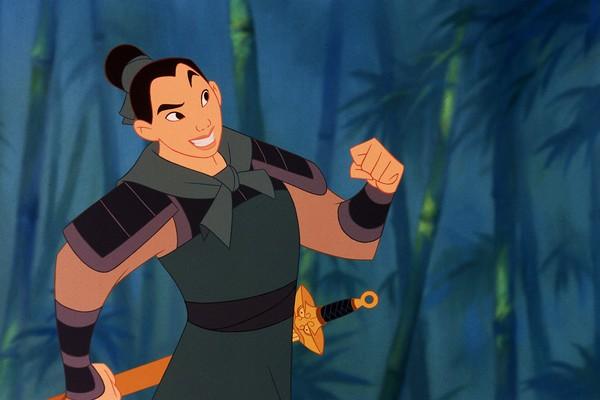 A animação 'Mulan' chegou aos cinemas em 1998 (Foto: Reprodução)