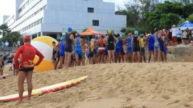 Competição de Triatlo no Ceará (Foto: Divulgação)