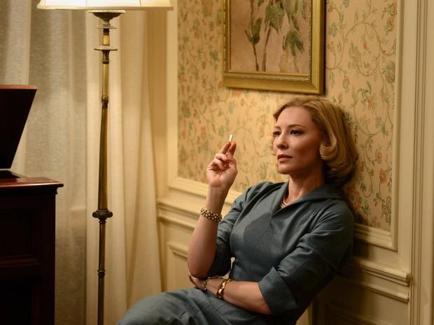 Cate Blanchett em 'Carol' (Foto: Divulgação)