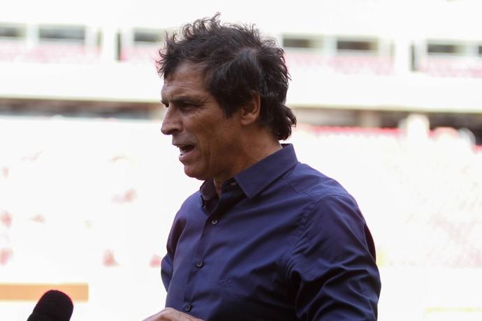 Milton Cruz Náutico (Foto: Adelson Costa / Pernambuco Press)