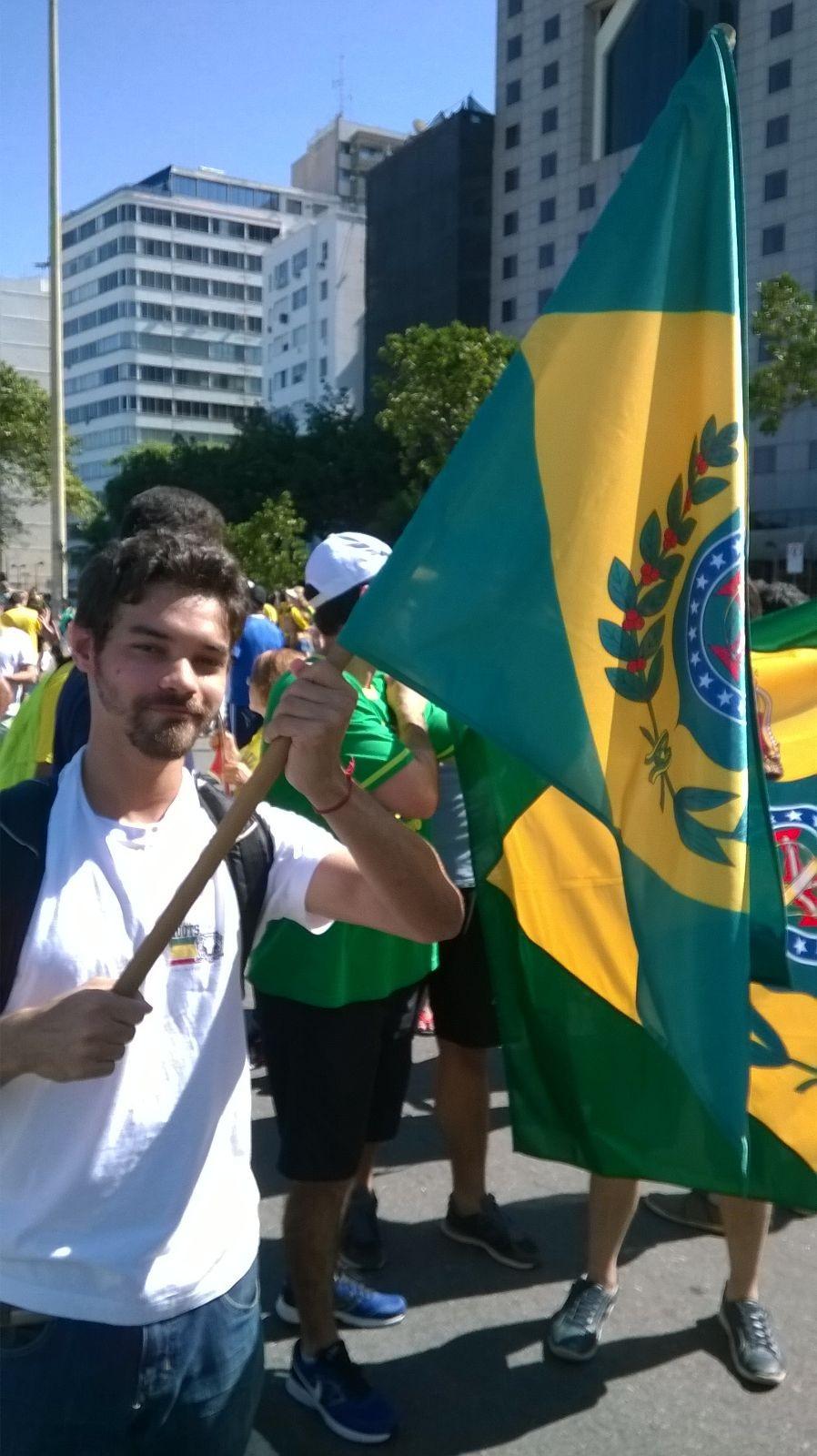 Vítor Alves  (Foto: Nonato Viegas )