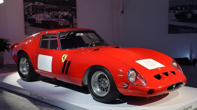 Ferrari GTO 1962 (Foto: Wikicommons)