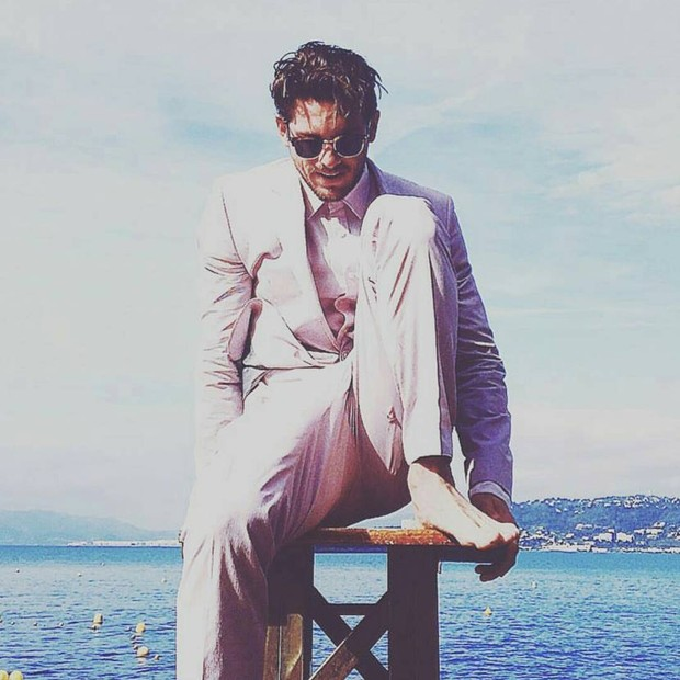 Adam Senn (Foto: Reprodução / Instagram)