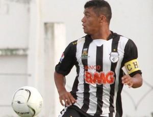 Du, atacante do Treze (Foto: Leonardo Silva / Jornal da Paraíba)