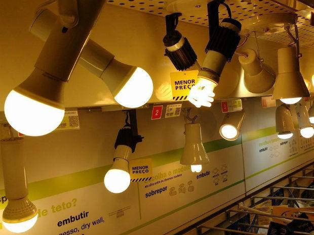 lâmpada led (Foto: Divulgação)