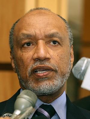Bin Hammam é banido da FIFA (Foto: AP)