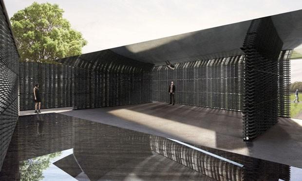 Frida Escobedo vai projetar o Serpentine Pavilion 2018 (Foto: Divulgação)