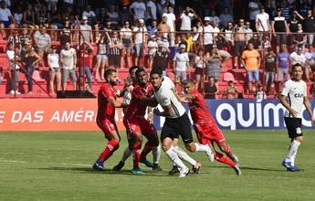 """Vampeta critica o Corinthians contra o seu Audax: """"Pior partida do ano"""""""