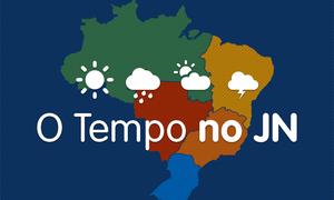 Veja a previsão do tempo para domingo (21) nas capitais