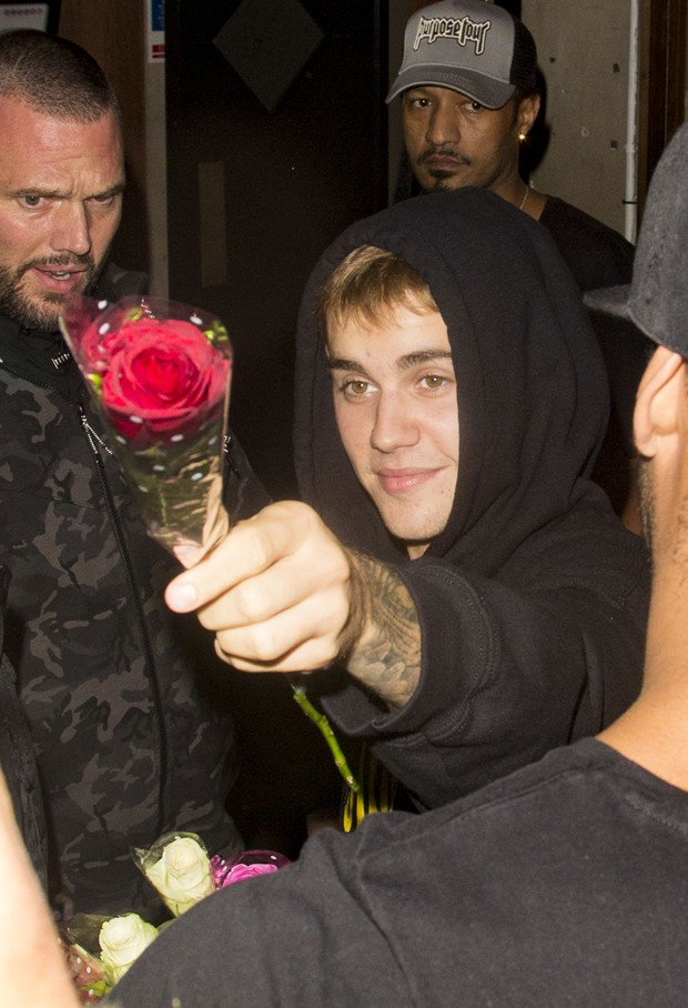 Justin Bieber (Foto: The Grosby Group)