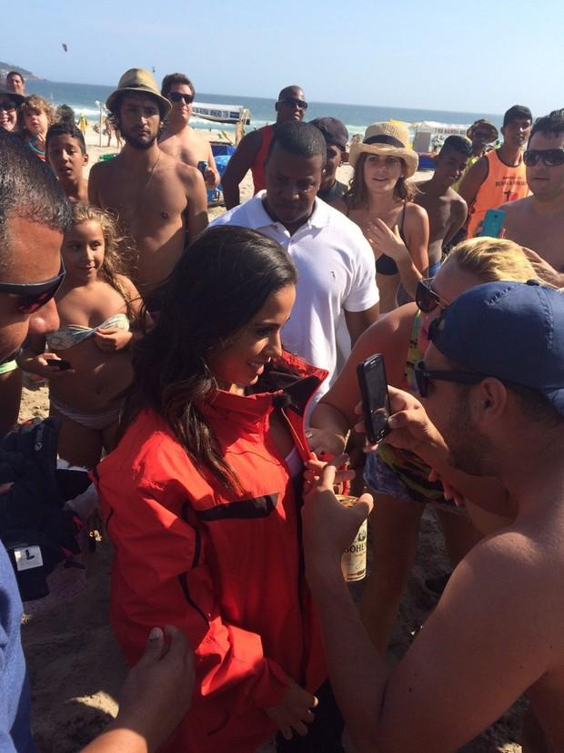 Anitta (Foto: Brazil news)