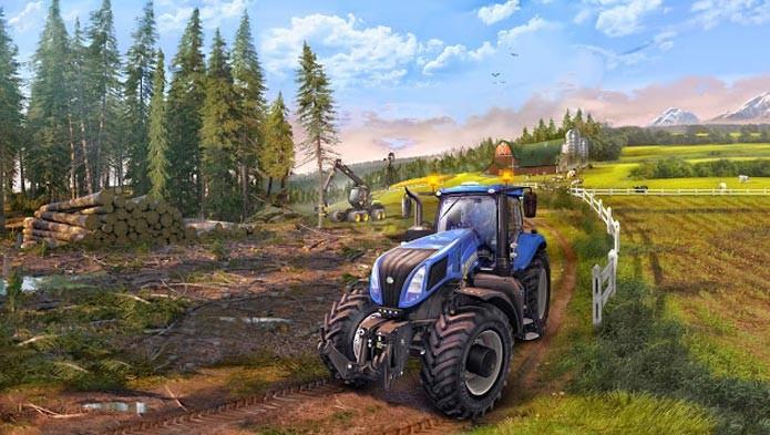 Farming Simulator 15 (Foto: Divulgação)