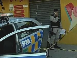 Polícia registra 11 homicídios nas últimas 24 horas em Goiânia, Goiás (Foto: Reprodução/TV Anhanguera)