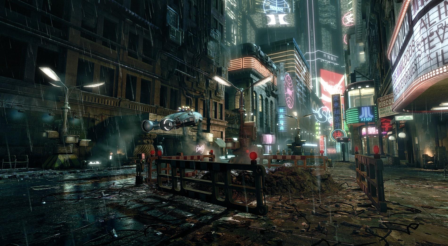 Blade Runner (Foto: Divulgação/Warner Bros. Pictures)
