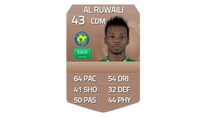 Al Ruwalli (Foto: Reprodução/Murilo Molina)