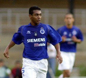 Augusto Recife, Cruzeiro 2003 (Foto: Netun Lima/Futura Press)