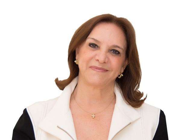 Candidata à prefeitura de Tatuí Maria José Gonzaga, do PSDB (Foto: Divulgação)