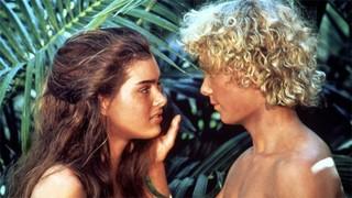 Brooke Shields ganhou fama internacional ao participar do filme A Lagoa Azul, em 1980 (Foto: Reprodução da Internet)