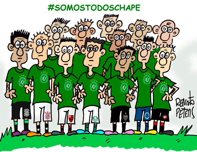 BLOG: #somostodoschape