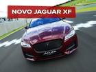 Jaguar XF 2016: Primeiras impressões