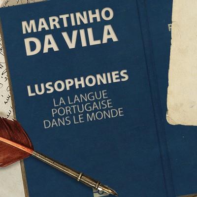 A capa da versão francesa de 'Os Lusófonos', que o músico e autor lança na França (Foto: Divulgação)