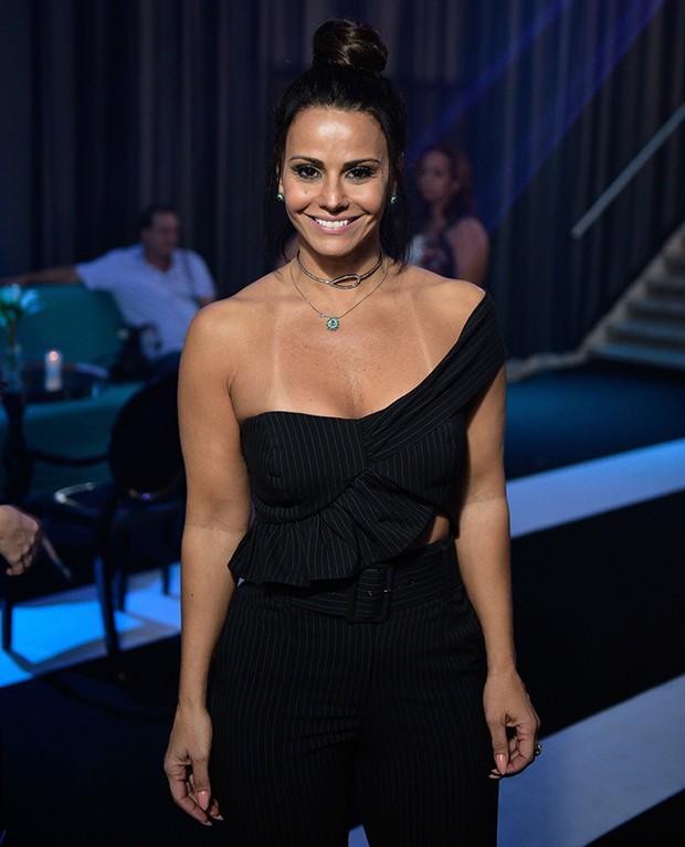 Viviane Araújo (Foto: Chris Machado)