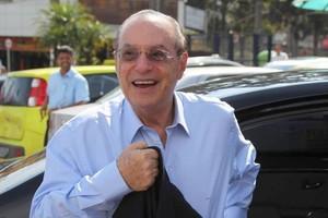 O ex-governador Paulo Maluf  (Foto: Marcos Alves / O Globo)