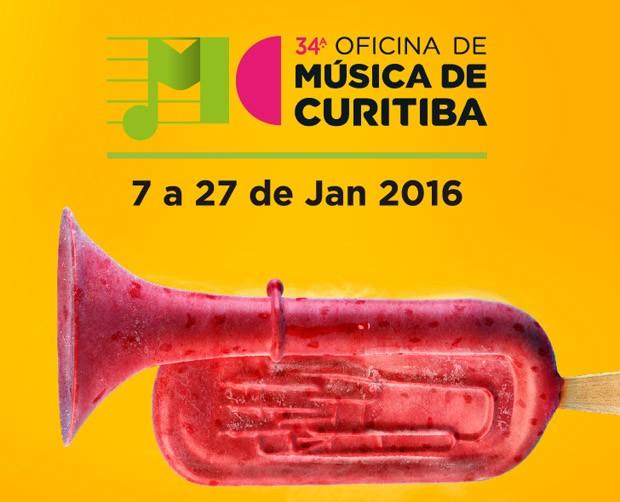Confira a programação completa da 34ª Oficina de Música de Curitiba (Foto: Divulgação)