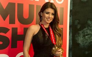 Paula Fernandes vence na Categoria Melhor Show do Júri Popular