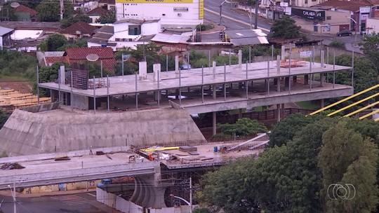 Com erro e custo de R$ 17 mi, obra da nova Câmara de Anápolis está parada