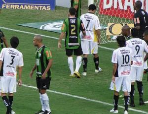 américa-mg x criciúma (Foto: Rodrigo Fuscaldi / Globoesporte.com)