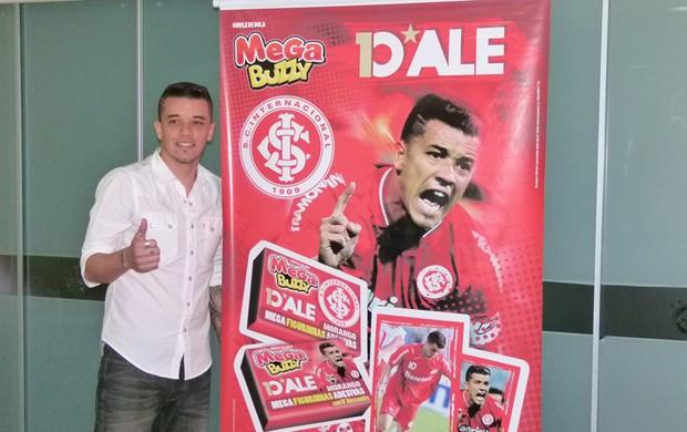 D'Alessandro lança marca D'ale 10 (Foto: Divulgação/TRATO.TXT)